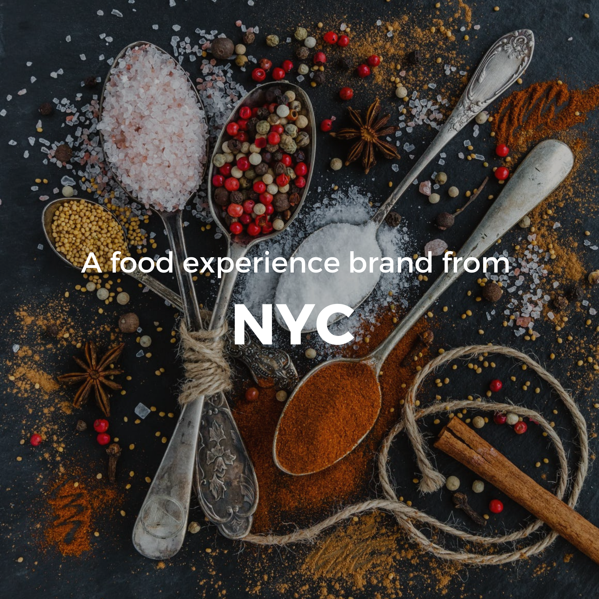 food experience brand