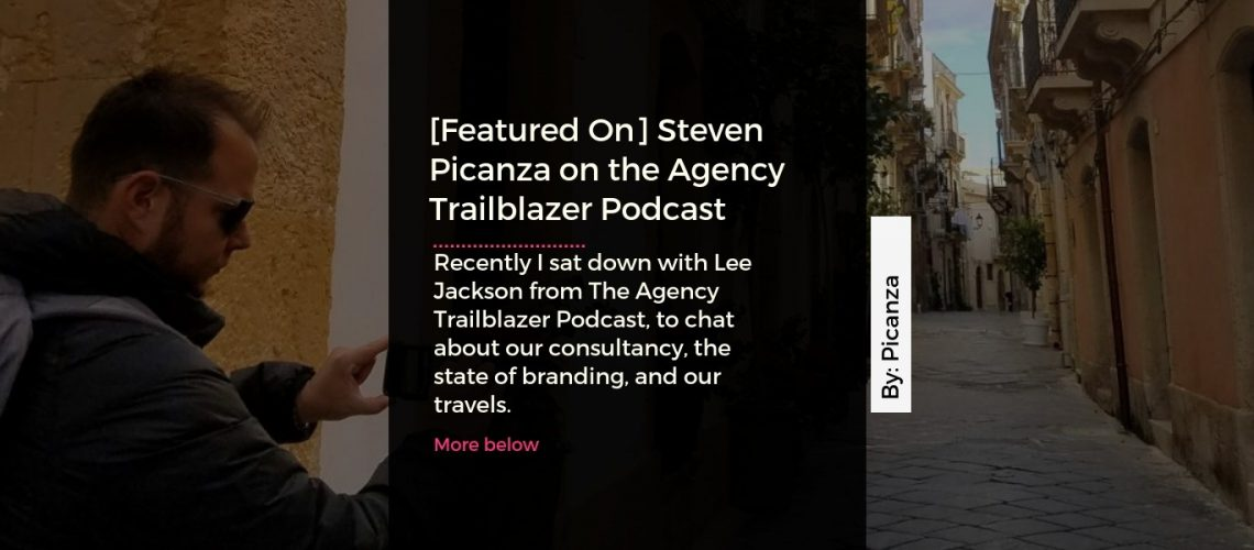 featured on: agency trailblazer podcast