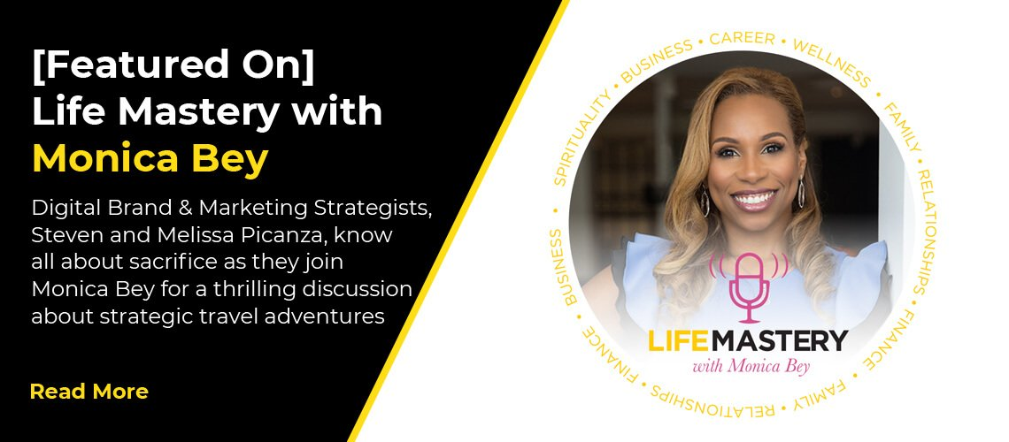 [Featured On] Life Mastery with Monica Bey