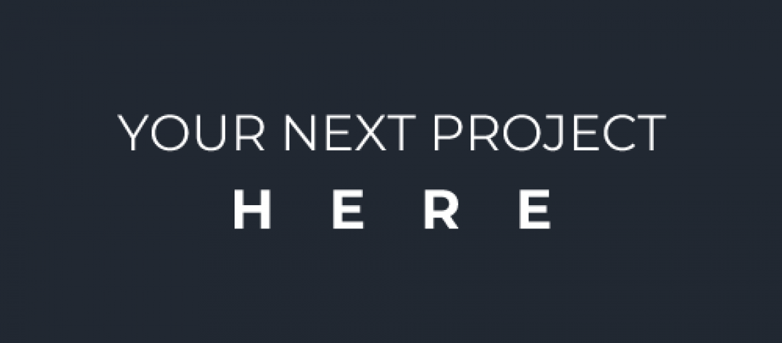 Your-Next-Project